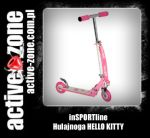 inSPORTline Hulajnoga HELLO KITTY - ACTIVE ZONE